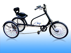 Varna Bicycles and Tricycles